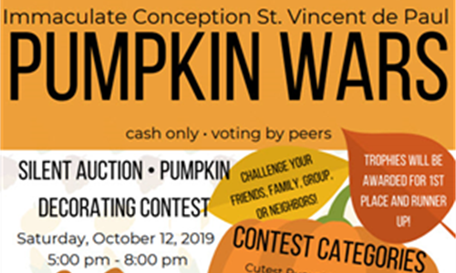 Pumpkin Wars - Pumpkin Decorating